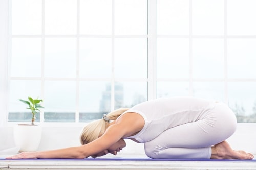 best restorative yoga poses