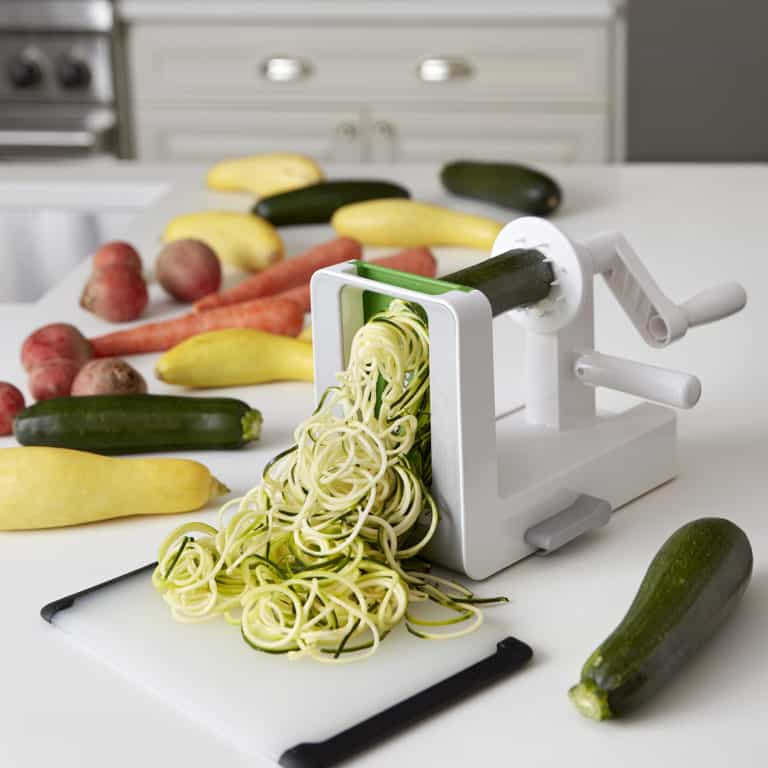 oxo goodgrips tabletop spiralizer review
