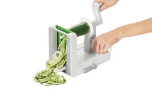 oxo good grips tabletop spiralizer