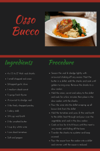 slow cooker osso bucco recipe