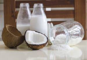best foods to heal leaky gut coconut