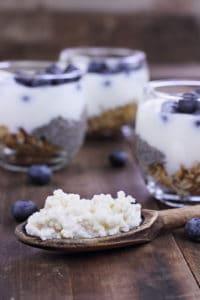 best foods to heal leaky gut kefir
