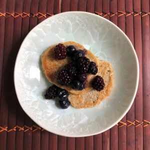 how to make simple pancakes