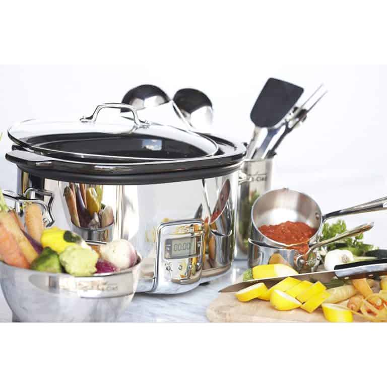 all clad programmable slow cooker