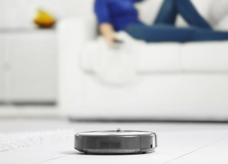 best of robotic vacuums lady with remote