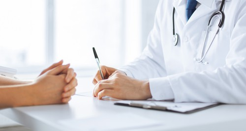 what is adrenal health doctor taking patient notes
