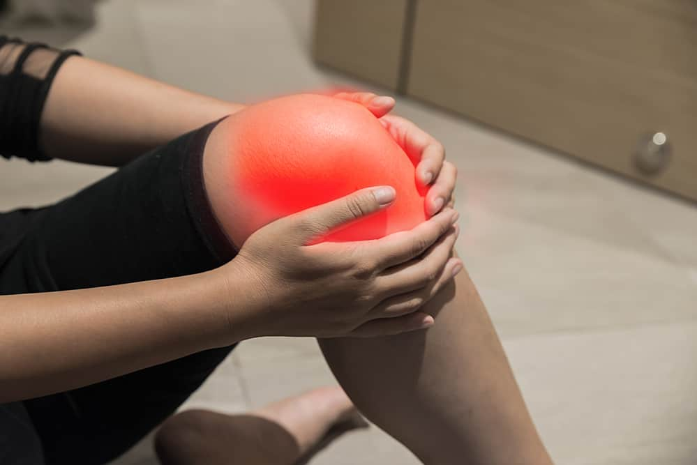 foods that reduce inflammation - knee injury