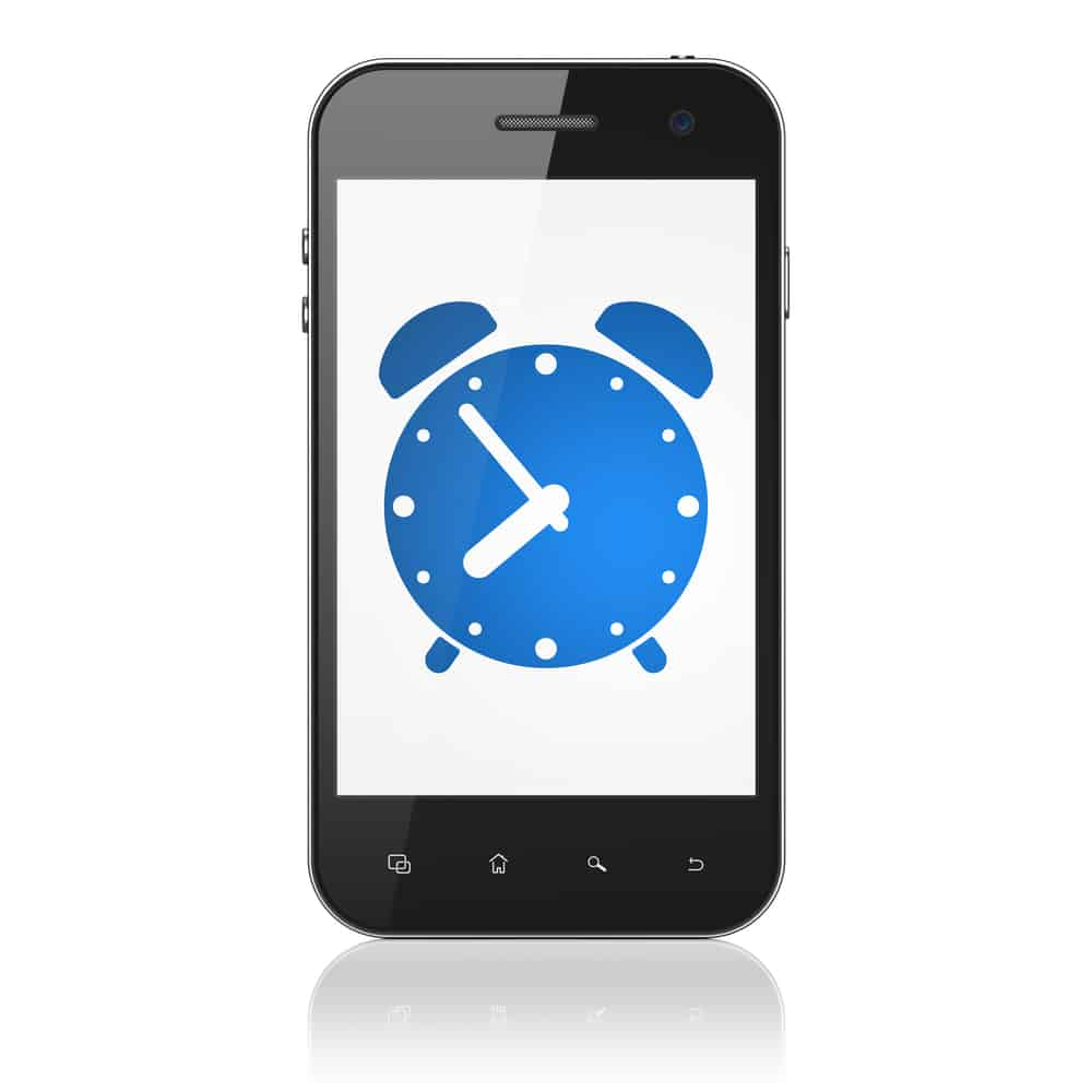 phone timer