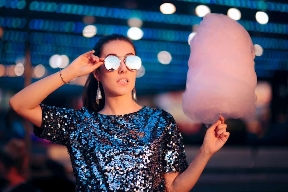 fibro fog symptoms pink cotton candy