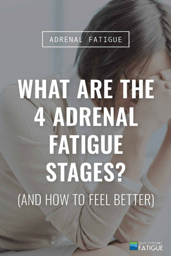 adrenal fatigue stages