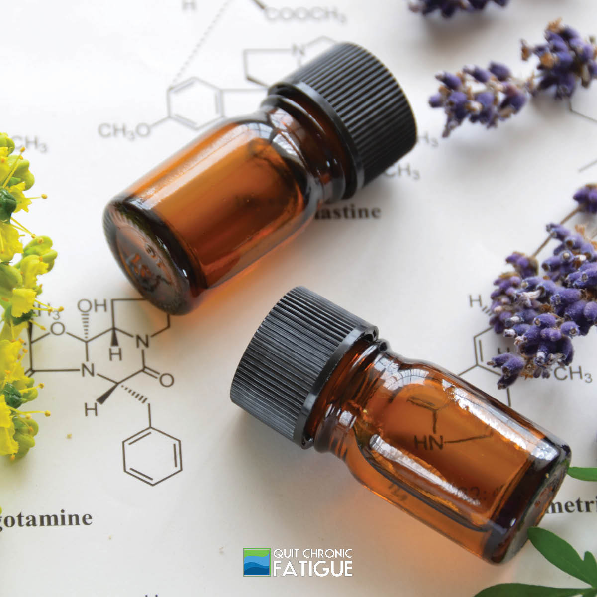 Essential Oils for Adrenal Fatigue