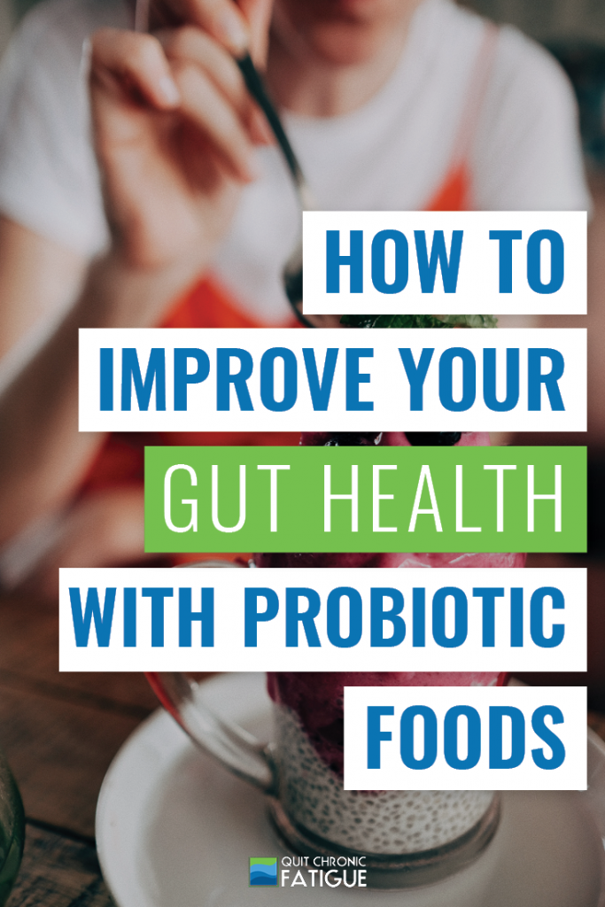 How to Improve Your Gut Health with Probiotic Foods | Quit Chronic Fatigue